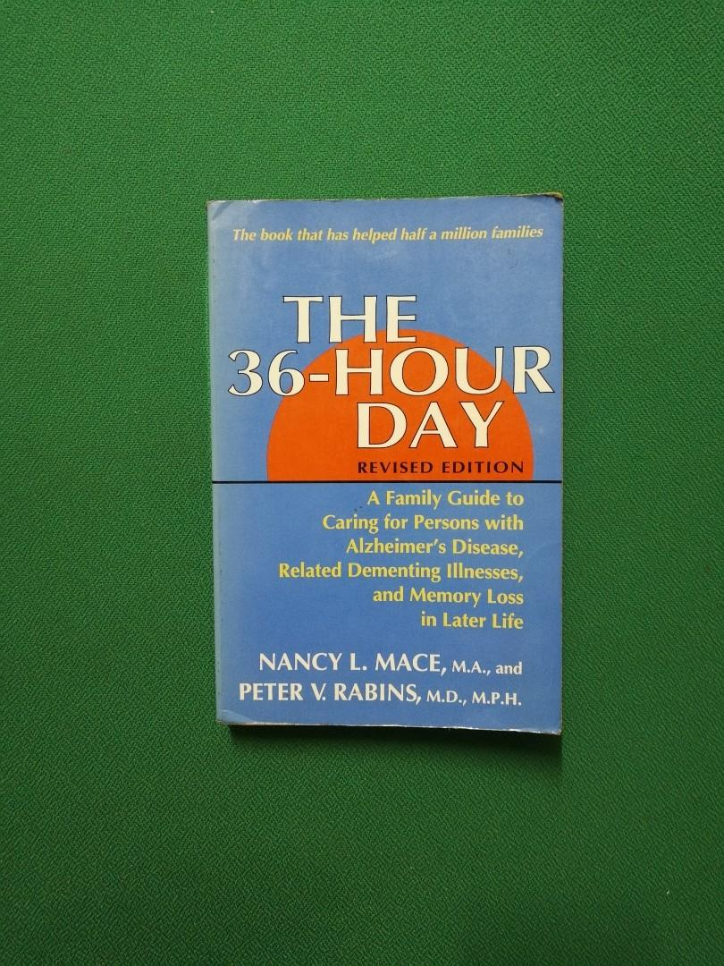 THE 36 HOUR DAY (REVISED EDITION)