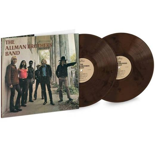 Allman Brothers Band (Brown Limited Edition)